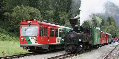 Murtalbahn-Unfall in Salzburg