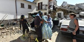 Wieder Nachbeben in Amatrice