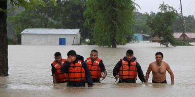 Nepal Monsun