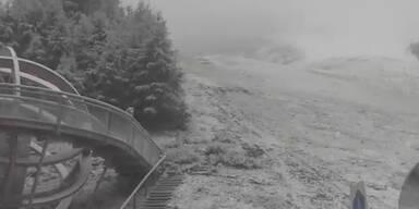 Neustift Elfer Bergstation Panoramabahn 1790m