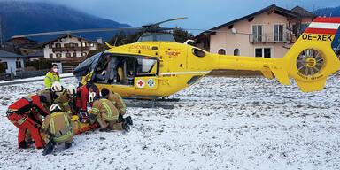 Zwei Kinder nach Tirol entführt