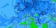Ozon Belastung