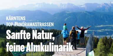 Panoramastrasse Kärnten