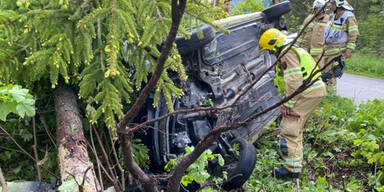 25-Jährige musste nach Unfall stundenlang auf Hilfe warten