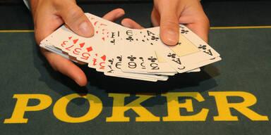 Illegaler Pokerkeller in Wien ausgehoben