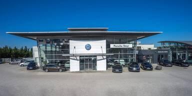 Porsche Steyr Oberösterreich