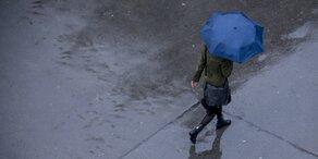 Unbeständig & kühl: Kein Sommer in Sicht