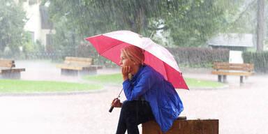 Schlechtes Wetter