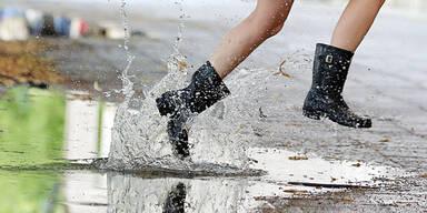 Regen Wasser