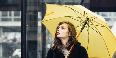 Jetzt kommt eine Woche Dauerregen