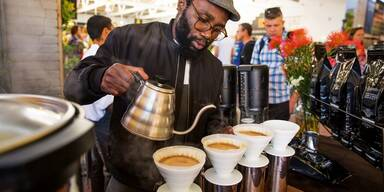 Lifestyle-Safari - Südafrika-CH - Kaffee, Nachbarschaft