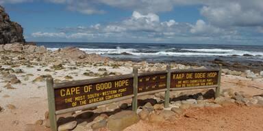 Cap der guten Hoffnung - Südafrika-CH - Südafrika