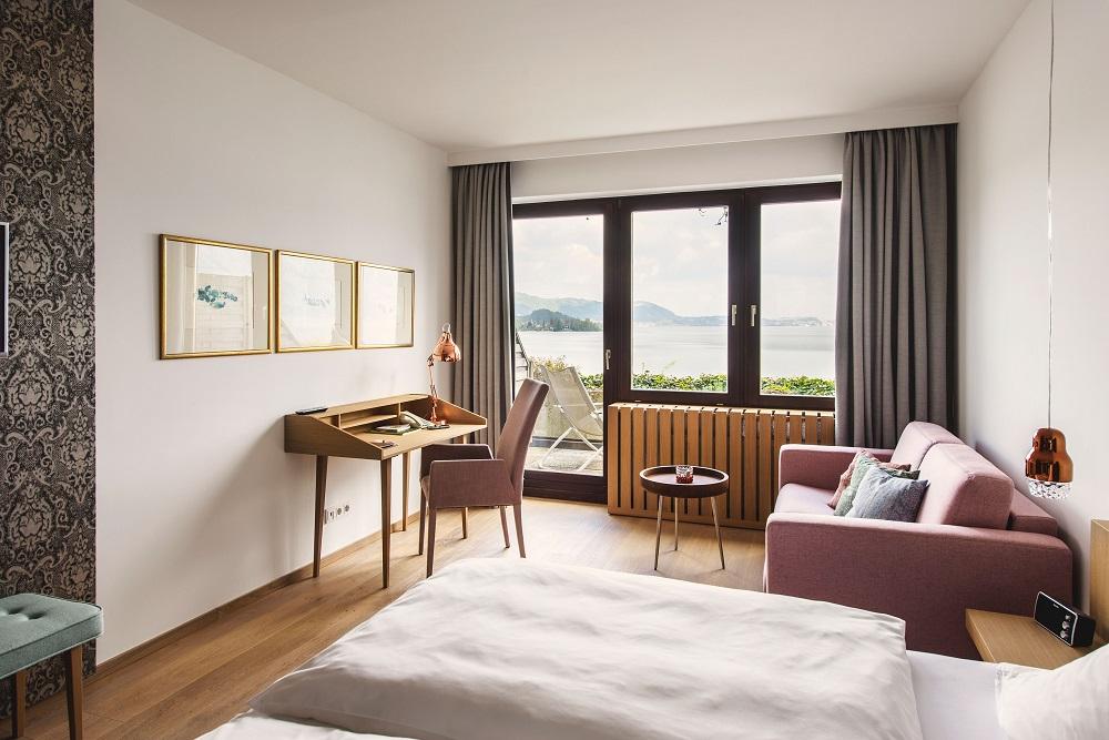 Seehotel Das Traunsee - ADV - Salzkammergut-Channel - Moderne Mini-Suiten