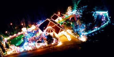 Deko-Challenge: oe24 sucht das schönste Weihnachtshaus