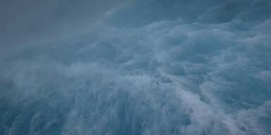 So sieht es im Inneren eines Hurrikans aus