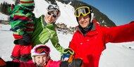 Familien-Skiurlaub im Salzburger Land