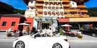 Cabrio-Gourmet-Urlaub im Salzburger Hof Zauchensee