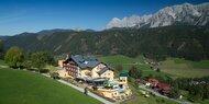 Das Wellnesshotel in der schönen Bergwelt