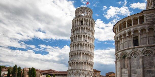 Wetter Pisa
