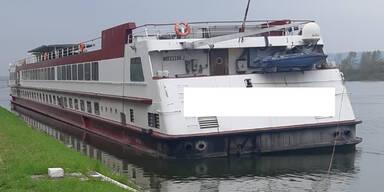 Mann wollte in Wien vertautes Passagierschiff losmachen
