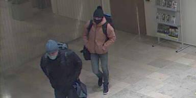 Schließfach-Bande: Zeuge sah Täter flüchten