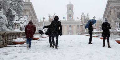 Schnee Rom