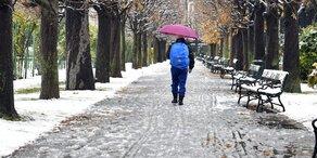 Winter im Anmarsch: Bis zu 25 cm Schnee möglich