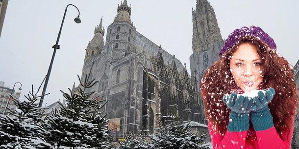 Schnee im Osten: So lange bleibt er liegen