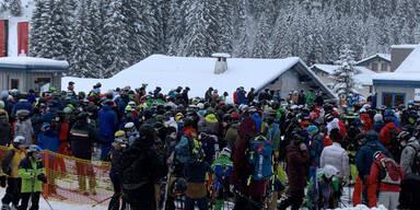 Schnee & Sturm stoppen Ski-Wahnsinn | Chaos in der sechs Tage alten Saison