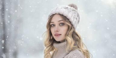 Kaltfront bringt Schnee - mitten im April