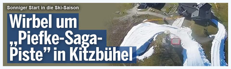 Mega-Ärger um 'Piefke-Saga-Piste'