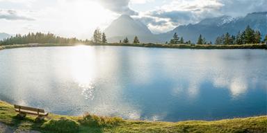 Seefeld - Tirol-CH - ADV - SL 2 - Kaltwassersee-auf-der-Rosshütte - 610px
