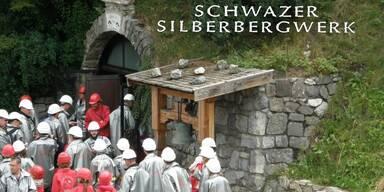 Silberbergwerk - Stolleneingang