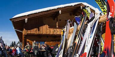 Skifahren Skiorte