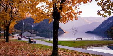 Achensee - Tirol-CH - Wetter.at - Slideshow - Herbststimmung Achensee