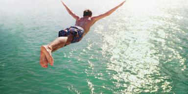 Sommer-Urlaub am Meer