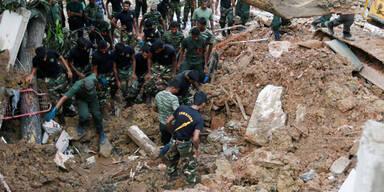 Sri Lanka Müll