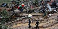Fast 150 Tote nach Unwettern in Sri Lanka