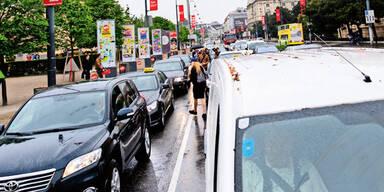 Samstags-Demo legt Wiener City lahm