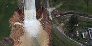 """Hurrikan """"Maria"""": Sorge um Staudamm in Puerto Rico"""