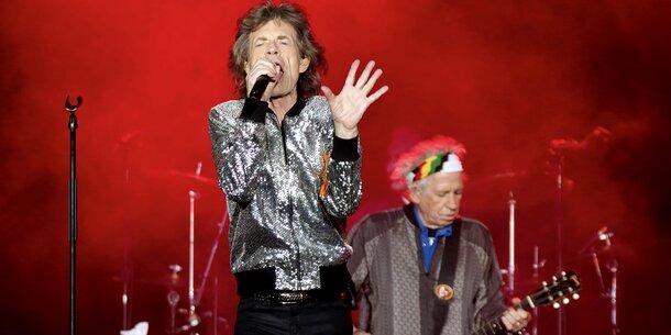 Rolling Stones: So wird das Wetter beim Konzert