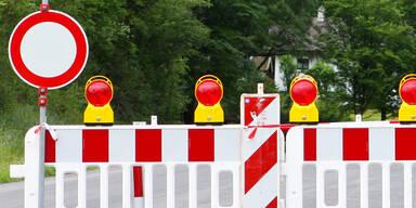 Großes deutsches Eck wegen Überflutungen gesperrt