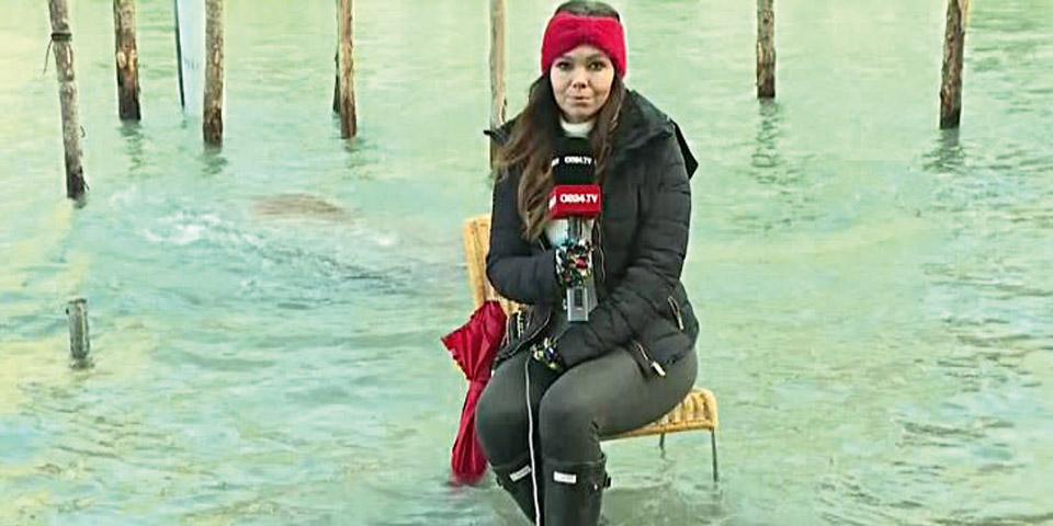 Susi Breineszl Venedig