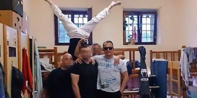U-Häftling twittert aus der Justizanstalt Josefstadt