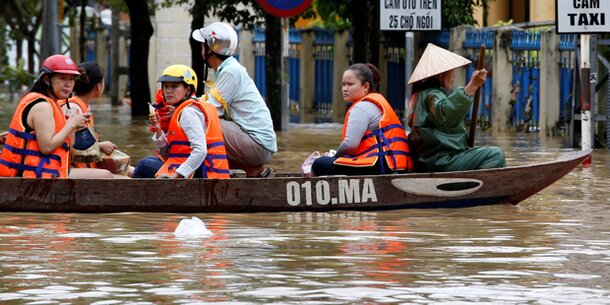 """Taifun """"Damrey"""" forderte viele Menschenleben"""