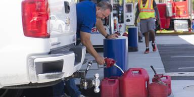 Tankstelle Miami