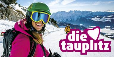 Tauplitzer - Skifahrerin
