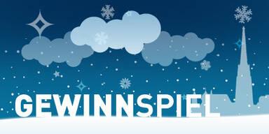 Teaser Gewinnspiel Schnee