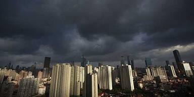 Taifun China