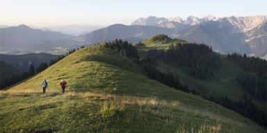 Sommer in Tirol - Oben is(s)t man besser